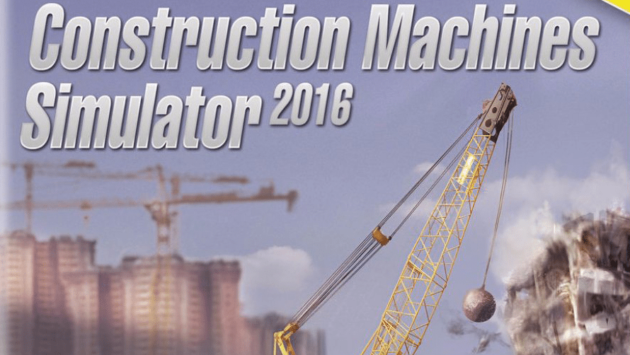 Construction Machines 2016 Download