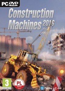 Construction Machines 2016 pobierz