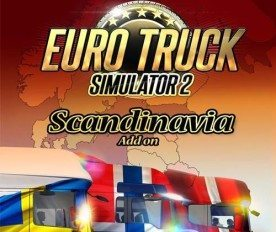 Euro Truck Simulator 2 Scandinavian Expansion