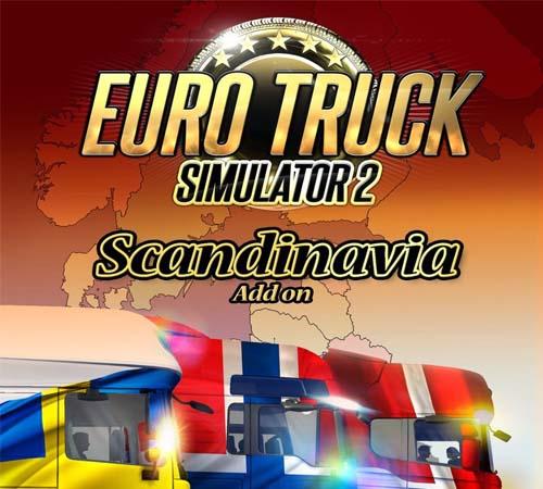 Euro Truck Simulator 2 Skandynawia Download