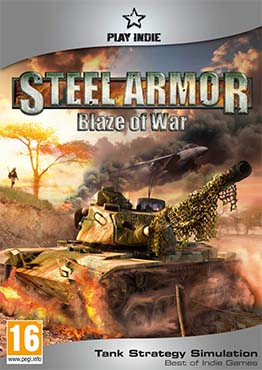 Steel Armor Blaze of War Download