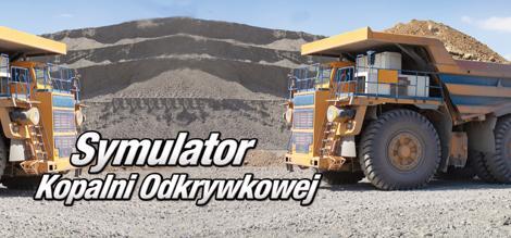 Symulator kopalni odkrywkowej Pobierz