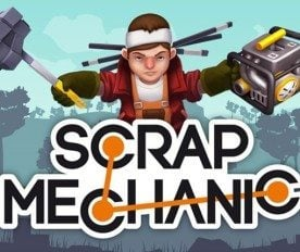 Scrap Mechanic pelna wersja
