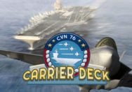Carrier Deck pobiery