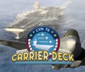 Carrier Deck pobiery