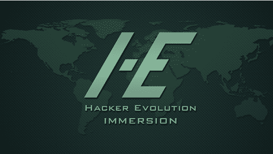 Hacker Evolution IMMERSION Download