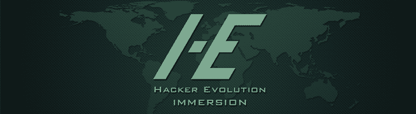 chomikuj Hacker Evolution IMMERSION repack