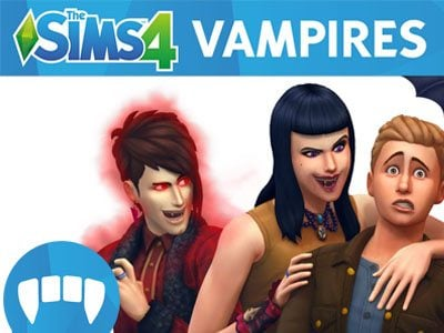 The Sims 4 Vampires Download