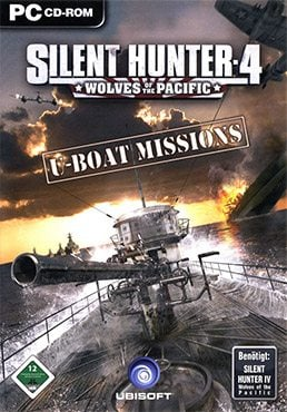 Silent Hunter 4 Wolves of the Pacific download