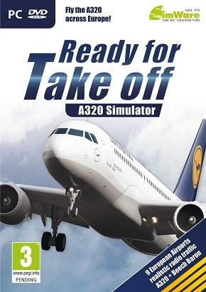 Ready for Take off: A320 Simulator prophet