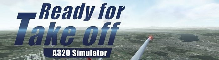 Ready for Take off: A320 Simulator steam