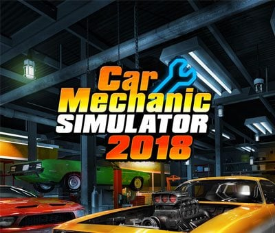Car Mechanic Simulator 2018 Download