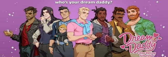 Dream daddy: a dad hookup simulator download
