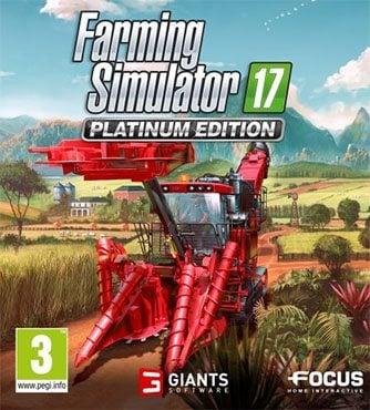 Farming Simulator 17 Platinum Edition pobierz