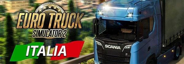 Euro Truck Simulator 2 Italia download