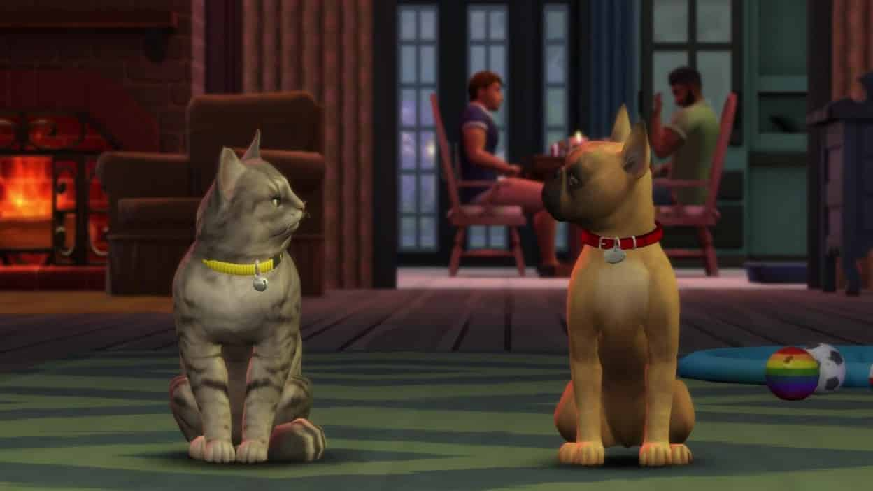 Wickedwhims Sims  Cats Dog