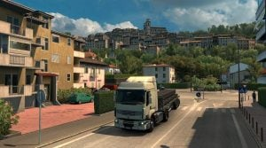 Euro Truck Simulator 2 Italia crack