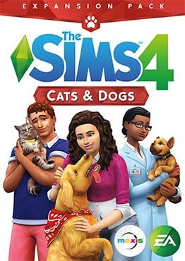 The Sims 4 Cats & Dogs Pobierz