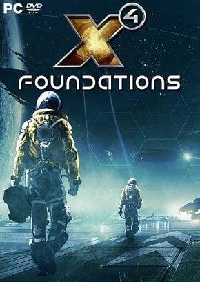 X4: Foundations crack