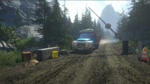 Contraband Police skidrow