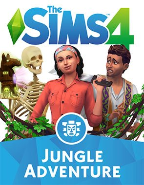 The Sims 4 Jungle Adventure pobierz