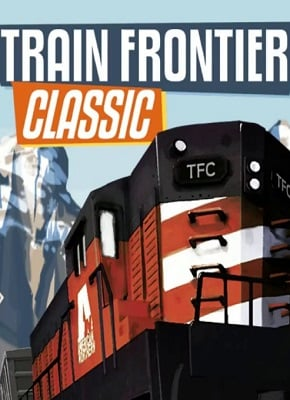 Train Frontier Classic steam