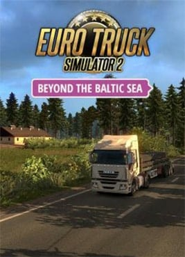 Euro Truck Simulator 2 Beyond the Baltic Sea pobierz