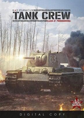 Il-2 Sturmovik: Tank Crew - Clash at Prokhorovka skidrow