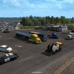 American Truck Simulator Oregon torrent
