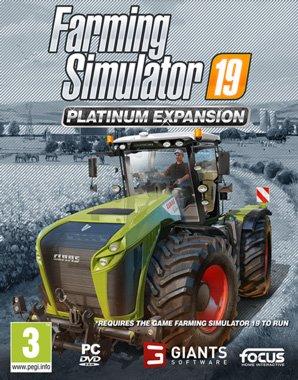 Farming Simulator 19: Platinum Expansion pobierz