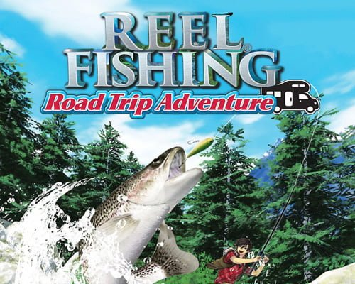 Reel Fishing: Road Trip Adventure Pobierz gre