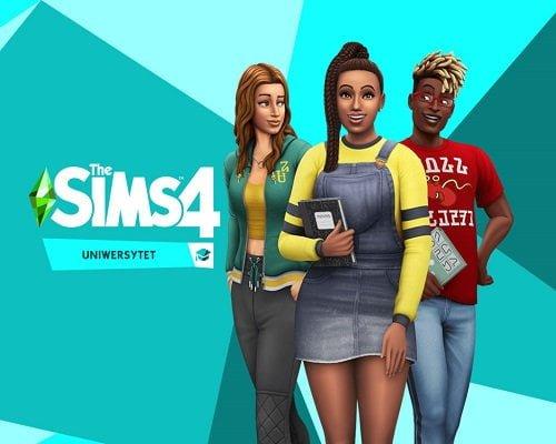 The Sims 4: Uniwersytet Pobierz dodatek
