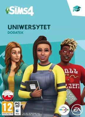 The Sims 4: Uniwersytet dodatek