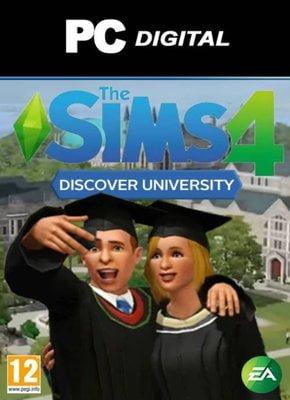 The Sims 4™ Uniwersytet