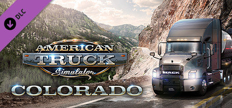 American Truck Simulator: Colorado Pobierz dodatek