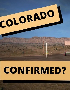 American Truck Simulator: Colorado PC
