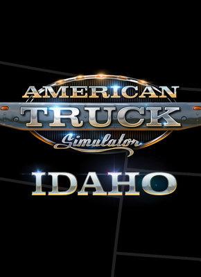 American Truck Simulator: Idaho pelna wersja
