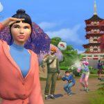 The Sims 4: Snowy Escape pobierz