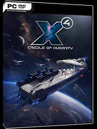 X4: Cradle of Humanity crack